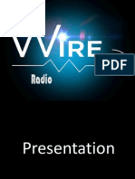Wire Radio Pitch Presentation PDF