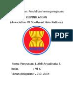 Kliping Asean