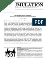 Werner Plumpe - Unternehmen Soziale Organization