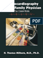 Ilmu Praktik Umum EKG for the Family Physician
