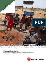 Child Rights Governance