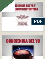 Conciencia Del Yo y Tendencias Instintivas- Expo
