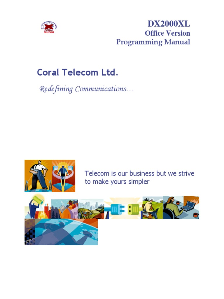 Coral Telecom (India) all EPABX Programming Manuals | Telephone Numbering  Plan | Power Supply
