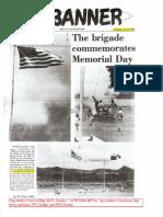 Flag Detail Memorial Day May 1980