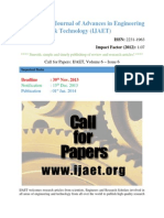 Call for Paper Engg