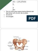 Ukuran-Ukuran Panggul, Kepala, Denominator, Hipomoklion