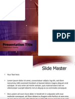 Animated Medical Logo Powerpoint Template
