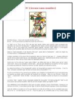22) Le Fou - Arcane Sans Nombre