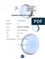 Laboratorio de Fisica II Imforme IV