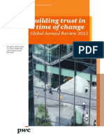 Pwc Global Annual Review 2013