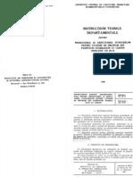 NE 029 - 1979 - Fundatii de Balast Stabilizat
