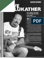 (Hot Licks) Steve Lukather - Guitar Lesson