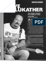 (Hot Licks) Steve Lukather - Guitar Lesson