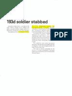 MP Stabbed Jun 1979