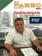 Revista SPASSO edição de aniversário