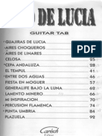 Songbook) - Paco de Lucia - Greatest Hits