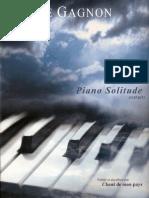 Andre Gagnon Piano Solitude