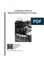 Energy Manager Guide for Industrial Plant Managers in Ukraine