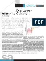 Shift the Dialogue