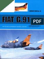 (Warpaint Series No.49) Fiat G.91
