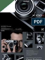 Fujifilm X100s Catalogue