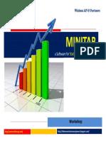 SPC menggunakan Minitab