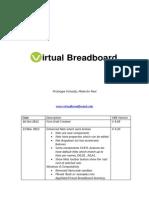 VBB User Manual