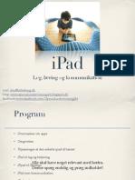 iPad Bakkeskolen