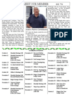 2013 Oct-Dec Newsletter