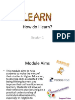 How do I learn - Session 1.pptx