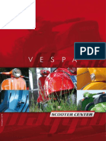 Katalog Vespa Isu