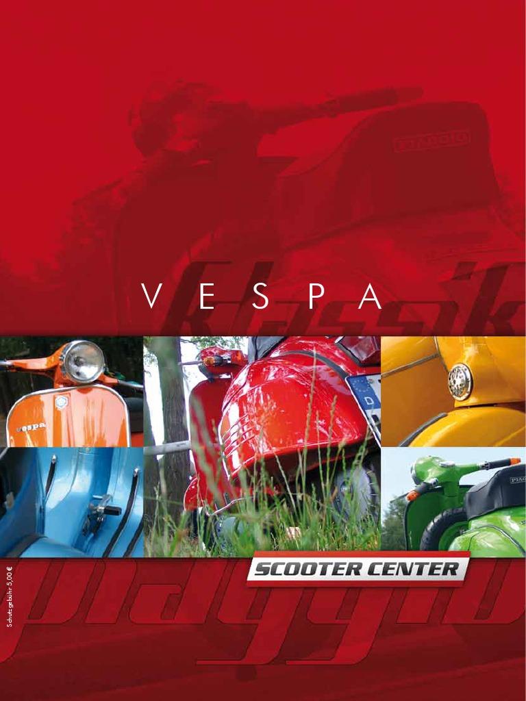 Katalog Vespa Isu Vehicle Parts Vehicle Technology