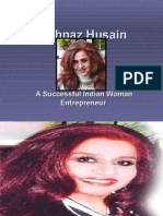 Shahnaz Husain - A Successful Indian Woman Entrepreneur