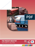 ISSF the Freight Industry the Ferritic Solution
