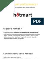 Conhece Hotmart ?  trabalhe conosco e consiga uma ótima renda extra