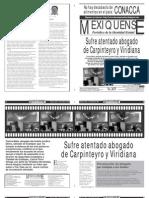 Versión impresa del periódico El mexiquense  7 octubre 2013