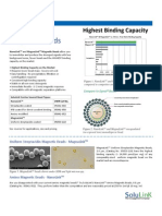 Streptavidin Magnetic Beads with the Highest Binding Capacity on the Market