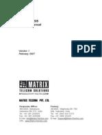 Proton-205 System Manual