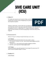 Definisi ICU