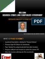 Bernard Madoff Case Study