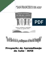 Proyecto Dia Del Logro 2013