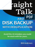 ExaGrid Systems Straight Talk About Disk Backup With Deduplication