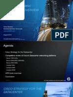 Cisco Flex Fabric Competitive Overview