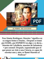 1-Perfil del docente venezuela.ppt