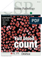 Full Blood Count Apr04, Dr Eva Raik