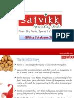 Satvikk Gifts Catalog 2013 Trent