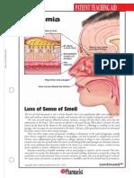PTA1101 Anosmia