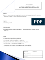 CURSO ELECTROHIDRAULICA
