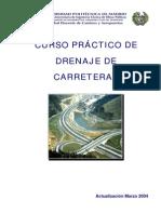 2. Curso práctico de drenaje de carreteras