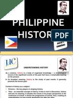 Philippine History Contents